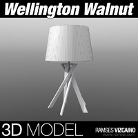 Wellington Walnut