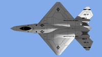 YF-23 Black Widow