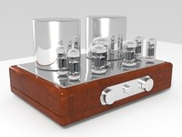 s vacuum tube amplifier