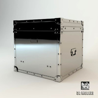 eichholtz flightcase 3d model