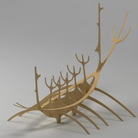 3ds solfar sculpture