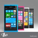 Nokia Lumia 800 3D models