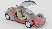 3d concept car vol 2