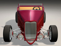 34 Lowboy Roadster Hot Rod sbv8 dcoe
