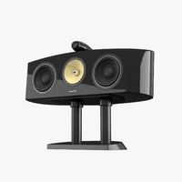 bowers wilkins htm2 3d model