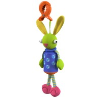 Baby Bunny Chime Activity Toy