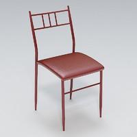 3d chair hdri model