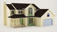 house home 3d model