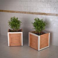 ninix nnx plant rojal 3d model