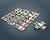 US Dollar Bill Collection