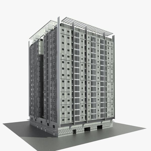 Condo Apartment: Condo Complex Max