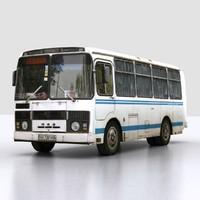 3d russian paz 3205 model