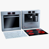 bosch kitchen appliances max