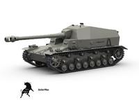 3d model tanks