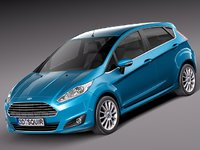 Ford Fiesta 2013 5-door