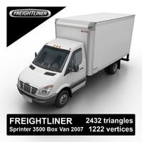 2007 freightliner dodge sprinter max