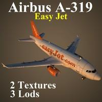 airbus ezy max