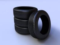 tires 3d model