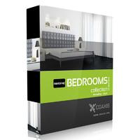 CGAxis Models Volume 27 Bedrooms MentalRay