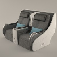 Airplane Business Chair