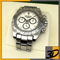 3d model of rolex daytona