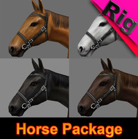 max horse package