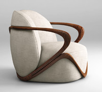 Giorgetti Hug armchair