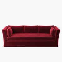 3d sofa lobby model