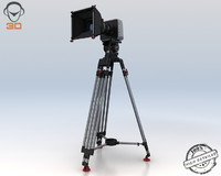of blackmagic camera tripod