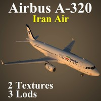 3d airbus ira
