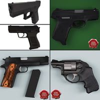 maya pistols glock 19