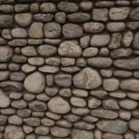 3d model modular rock wall