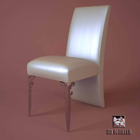 3d visionnaire begonia chair model