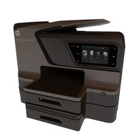 hp officejet pro 8600 3d model