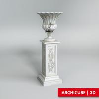 3ds max vase