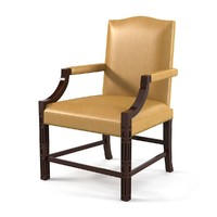 Baker Maze Arm Chair