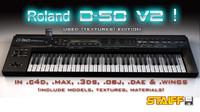 Roland D-50 V2