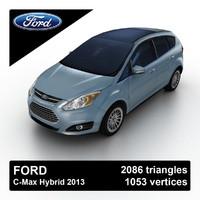 3ds max 2013 c-max hybrid