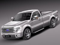 Ford F-150 regular cab 2013