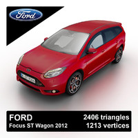 2012 focus st wagon max