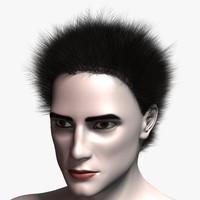 3d joseph hair model