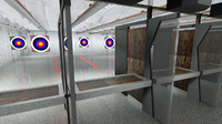 3d shooting range