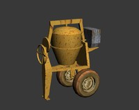 free max mode cement mixer