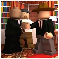 LEGO Mythbusters