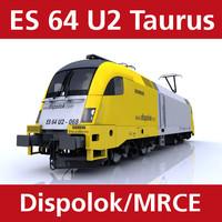 es 64 u2 engines 3d c4d