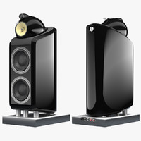 3d 3ds bowers wilkins 800 diamond