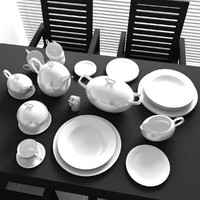 Convex Kitchen Decorations_Set_6