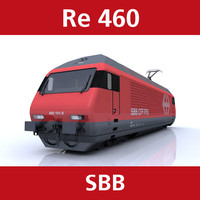 460 engine sbb c4d