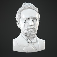 3d bas anton pavlovich chekhov