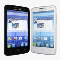 Alcatel One TouchM'Pop